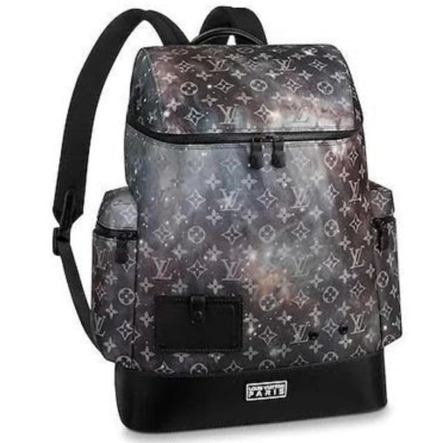 accf00147fc6 57. 57. Previous. Louis Vuitton Monogram Galaxy Backpack Bag Rucksack Auth  New Unused Rare M44174