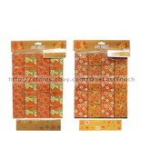 MOMENTUM BRANDS* 20pc Set STICKER BOXES Happy Harvest THANKSGIVING *YOU ... - $2.69