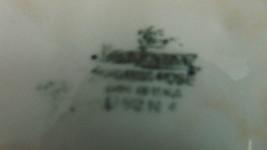 """Vintage Homer Laughlin Virginia Rose Plate 10""""-1956-22K Gold Trim image 2"""