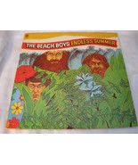 Beach Boys Endless Summer Capitol SVBB-11307 Stereo Record Album LP With... - $24.99