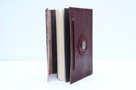 Handmade Leather Journal Lapise Diary Leather Notebook Sketchbook Artist... - $16.80