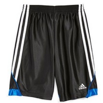 adidas Little Boys' Speed Shorts, Black, Size 2T - $15.83