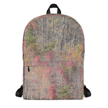 """Nature's Palette"" Backpack - $36.00"