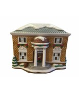 VINTAGE LEFTON MONTROSE MANOR  HOUSE CERAMIC COLONIAL VILLAGE DECORATION... - $44.55