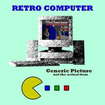 Retro Style Apple Macintosh iMac G5 Computer + Games Ready To Play RTR004 - $126.09