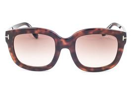 Tom Ford Christophe Dark Havana / Brown Gradient Sunglasses TF279 50F image 2