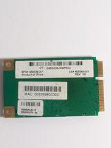 HP 459339-001 Pavilion dv6000 dv9000 g50 802.11b/g Mini PCI Wireless WI-FI Card image 3