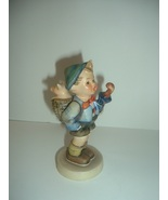 Hummel Home From Market HUM 198 Boy Figurine - $38.99