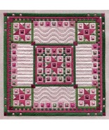 Cotton Candy counted canvaswork needlepoint chart w/canvas Laura J Perin... - $19.57