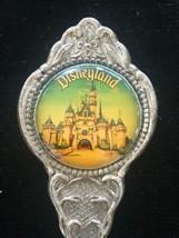 Sleeping Beauty Castle Disneyland Souvenir Spoon Vintage Disney Made in Holland - $7.53