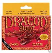 Dragon Hunt Fantasy Card Game New Sealed New - $8.89