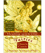Healing With the Fairies Oracle Cards Virtue New Sealed oop - $97.77