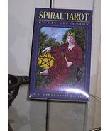Spiral Tarot Deck Cards Premier Edition New Sealed  Wiccan Pagan OOP - $77.00