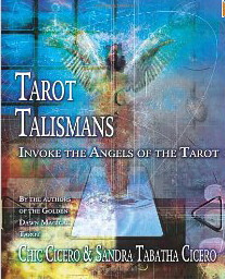 Primary image for Tarot Talismans Invoke the Angels of the Tarot Book Out of Print  New