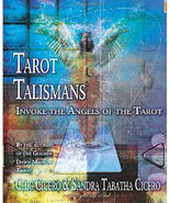 Tarot Talismans Invoke the Angels of the Tarot Book Out of Print  New - $22.89