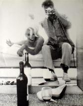 Marilyn Monroe 9X12 Pin-up Poster Candid Party Photo! - $6.81