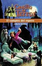 El Vampiro del Ropero (Castillo del Terror) (Spanish Edition) [Paperback... - $7.58