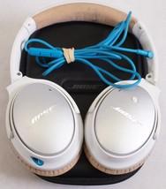 Bose QC-25 QuietComfort 25 Headband Headphones w/ Inline Mic IOS - White - $121.90
