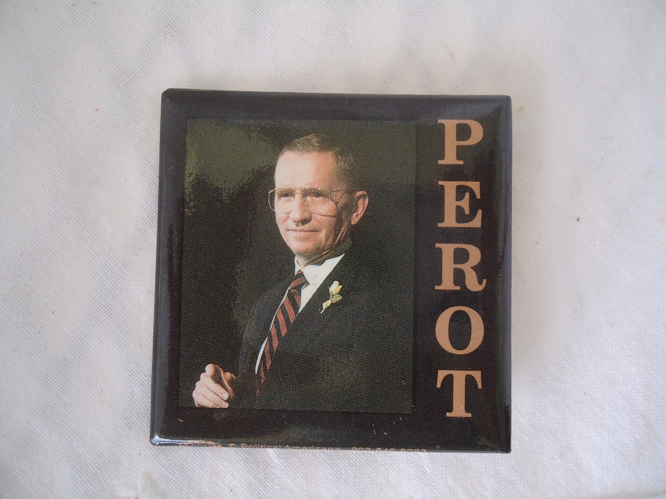 Primary image for  Perot Political Americana Pinback