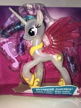 My Little Pony The Movie Glitter and Glow Princess Celestia Lights Up Co... - $22.46
