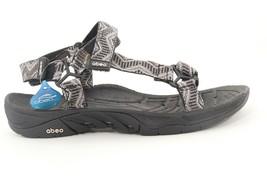Abeo Escape  H20 Sandals  CharcoalBlack Women's Size US 7.5 Neutral Footbed (  ) - $74.45