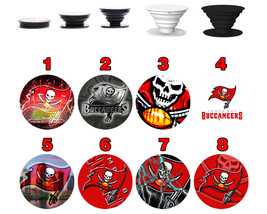 Tampa Bay Buccaneers Pop up Holder Expanding Stand Grip Mount popsockets  - $12.99