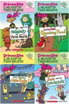 Scholastic Branches LAND OF FAKE BELIEVE Series by Noah Z Jones Paperbac... - $18.99