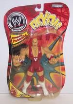 "NEW! 2002 Jakk's Pacific Flex'ems ""Kurt Angle"" Poseable Action Figure WW... - $14.84"