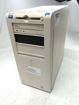 Dell OptiPlex GX1 450MTbr+ Retro Gaming Tower PC Pentium III 450MHz 256MB 4x ISA - $144.00