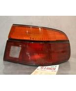 1991-1992 Ford Escort Hatchback Right Passenger rear Oem tail light 69 4C1 - $29.69
