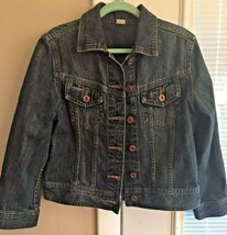 "Child's (Girl's) Classic Design ""LEE RIDERS"" Denim Jacket Size S  - $24.75"