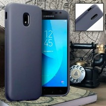 Samsung Galaxy J3 2017 Version Case   Precision Moulded Cover High Density GREY - $9.45