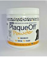 ProDen PlaqueOff Powder for Bad Breath, Tartar & Plaque 180g(6.4oz) - $45.77