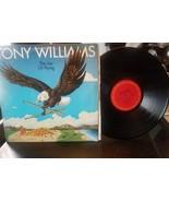 Tony Williams The Joy of Flying Columbia Records Fusion Jazz LP EX - $5.03