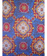 Fell The Fell Company Tie Regal Medallion 100% Silk Designer Mens Necktie - $3.50