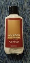 Men's Bourbon NEW 8 oz Body Lotion Bath & Body Works SHIPS FREE! - $18.00