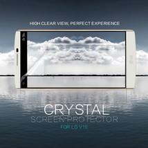 NILLKIN Anti-fingerprint Ultra-clear Screen Protector Film for LG V10 - $3.60