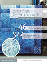 Anita Goodesign Quilted Traditions Premium Plus Collection (CD ONLY) NEW... - $89.09