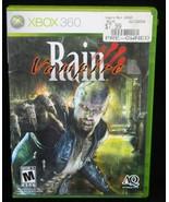 Vampire Rain - Xbox 360 - $3.95