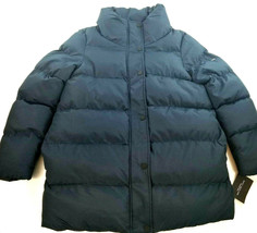new MARC NEW YORK Andrew Marc women jacket coat Agnes MW8UP915 navy M MS... - $63.99
