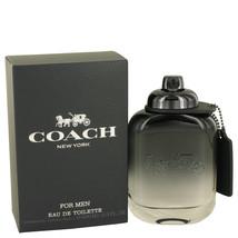 Coach New York 3.3 Oz Eau De Toilette CologneSpray image 1