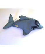 """Flipper Porpoise Bean Bag Toy 11"""" 1996 - $3.99"""
