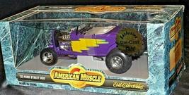 ERTL American Muscle 32 Ford Street Rod Replica - 1:18 Scale AA20-NC8156 Vintage