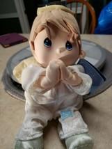 Precious Moments Praying Prayer Pal Doll - W/Tag, Does Not Play - $16.20