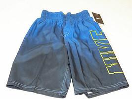 Boy's Nike Youth active swim board shorts s 006653 midnight navy blue 44... - $24.26