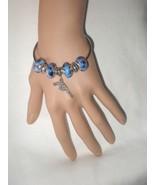 NeW Charming European  Beads Bangle Gun Pistol Outlaw Cowgirl Bracelet  - $4.99