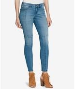 Jessica Simpson Juniors' Kiss Me San Andreas Super-Skinny Jeans, Size 26... - $24.74