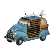 DecoBreeze Blue Woody Car Figurine Fan - DBF5417 - $84.99