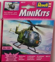 Revell Mini Kits Bo-105 Snap Kit Model - $6.00