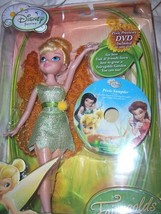 Disney Tinkerbell Tink's Fairygolds Garden Pixie Preview DVD NEW Tinker ... - $19.99